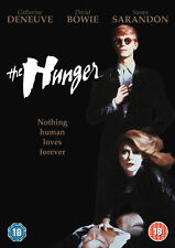 The Hunger (DVD) (C-18)