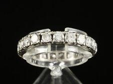 Brillant Memory Ring ca. 2,00ct  Ringweite 52   750/- Weißgold