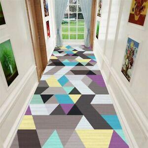 New Doorway Carpet Geometric Patttern Rug Doormat Decor Floor Area Rug Carpet