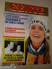 GENTE=1980/7=CAROLINE DE MONACO=ROMOLO VALLI=PALAZZOLO ACREIDE=GEMELLI GIANNINI=