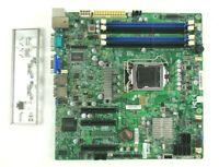 Supermicro X9SCL+-F Motherboard uATX Socket H2 LGA1155 4 DIMM Slots IPMI 2.0