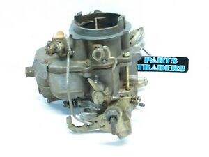 Carter Carburetor Dodge Chrysler Plymouth 5.2L 318 225 3.7L Slant 6 6344S