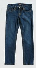 HOT KISS CHLOE STRETCH DENIM SLIM SKINNY LEG MEDIUM BLUE JEANS size Jrs 9 4 6