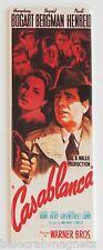 Casablanca Fridge Magnet insert movie poster humphrey bogart