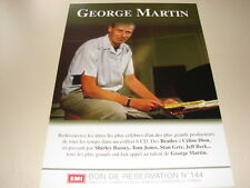 GEORGE MARTIN PRODUCED BY!!!!!!!!!RARE FRENCH PRESS/KIT