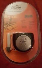 NEW Crane Sports Digital Pedometer With Panic Alarm Step Counter Stopwatch 8768