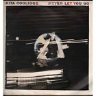 Rita Coolidge ‎‎Lp Vinile Never Let You Go / A&M AMLH 64914 Nuovo