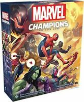 *NEW* FFG Marvel Champions The Card Game LCG Core Set Sealed & Playmat