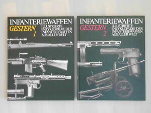 Infanteriewaffen Gestern ,  Band 1 und 2 , Enzyklopädie , NEUWERTIG