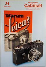 Photographica Cabinett 34 Leica Contax Reka SAS Zenit Kiev Werra Zeiss Mercury