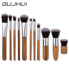 11Pcs Blending Pencil Foundation Eye Shadow Makeup Brushes Eyeliner Brush Set