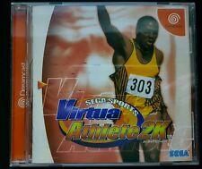SEGA DREAMCAST VIRTUA ATHLETE 2K NTSC-J JAPAN