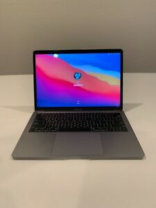 "Apple MacBook Air 2018 13"" Laptop 1.6GHz 128GB SSD 8GB RAM Space Gray Core i5"