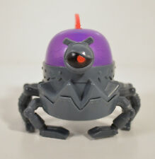 "2010 Bulldog Brainbot Robot 3.25"" McDonalds #2 Megamind Action Figure Movie Toy"