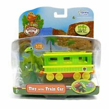 Learning Curve Dinosaur Train, Collectible Tiny With Train Car Childrens Toy