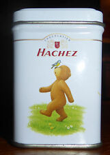 Hachez Chocolate Co. Tin