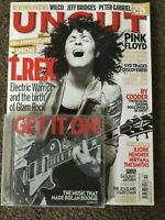 MARC BOLAN T.REX / PINK FLOYD / RY COODER Uncut Oct 2011 with CD Get it on