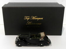 Top Marques 1/43 Scale - 1939 Daimler 21/2 Litre D/head Coupe Open - Black