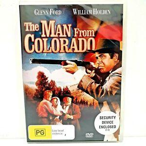 The Man From Colorado (DVD, Region 4, 1948) Brand New