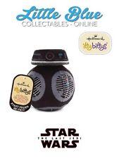 * BB-9E First Order BB Unit * Star Wars The Last Jedi Hallmark Itty Bittys Bitty