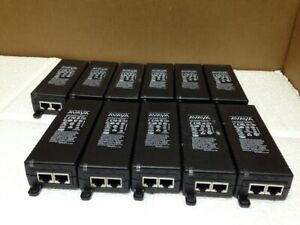 Lot of 11 Avaya SPPOE-1A POE Injector 700500725
