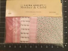 Vintage NIP Laura Ashley Mother & Child Patchwork  Pieces - Pre-Cut Kit - 1988