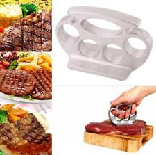 New Knuckle Pounder Meat Tenderizer Soften Prepare Raw Steak Kitchen Grill Tool
