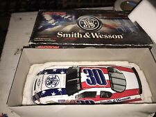 1:24 ACTION 2005 PROMOTIONAL #30 CHEVROLET NASCAR SMITH & WESSON