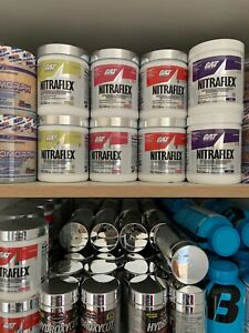 GAT Sports NITRAFLEX Pre-Workout Hyperemia Testo Enhancing 30 Servings