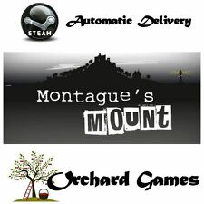 Montague's Mount: PC Mac Linux: STEAM DIGITAL: Auto Lieferung