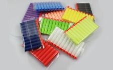50 PCS Refill Bullets darts for Nerf N-Strike Elite Gun etc **CHEAPEST ON EBAY**