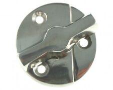 Vorreiber Türriegel Edelstahl A4  2-teilig formschön rostfrei ARBO-INOX®