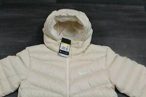 Nike DOWN FILL HOODED WINDRUNNER Jacke Damen Daunenjacke Winterjacke Größe S