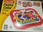 75 Quercetti Fanta Color Design Pin Peg Board Activity Toy Game