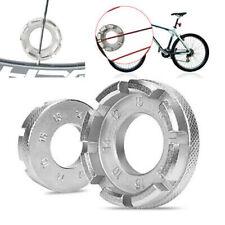 8Way Bike Wheel Rim Nipple Spanner Spoke Wrench Steel Adjuster Repair Key Tools