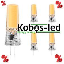 G4 LED 220V,Kobos-led® 5er Pack,3W Ersetzt 35W leuchtmittel,Lampe,Kaltweiß,COB