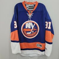 Reebok Premier NHL New York Islanders John Tavares 91  Hockey Jersey Mens M