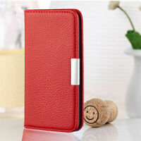 Exclusive PU Leather Wallet Case Cover For SAMSUNG GALAXY S7 S8 S9 S10 Note 10+