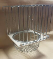 4 - Dm 24003 All Wire Canary Nests With Removable Nests
