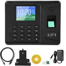 Biometric Attendance System Usb Fingerprint Reader 28tft Lcd Screen Time Clock