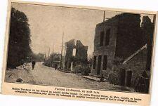 CPA  Floing (Ardennes) 29 aoút 1914 - Maison Terneaux oú fut trouvé ... (224761)