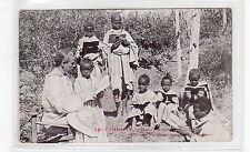 CATHOLIC MISSION SCHOOL: Ethiopia postcard (C26861)