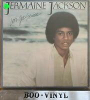 Jermaine Jackson Lets Get Serious  LP Record STML 12127 Vg+ Con