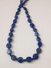 Beautiful Lapis  Lazuli Natural Stones Hand Made Necklace (27.8gm)