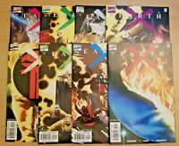 Earth X 0-7 (Marvel 1999 comic book lot/run) 1 2 3 4 5 6