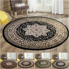 Traditional Round Rome Rugs for Large Living room Carpet / Rug Soft Carpets Mat