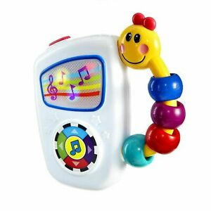 Baby Einstein Infant Music Rattle Take Along Tunes Teether Learning Activity Toy