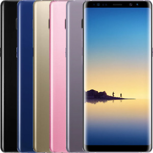 Samsung Galaxy Note 8 2017 - 64/128/256GB - All Colours - UNLOCKED Very Good