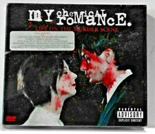 MY CHEMICAL  ROMANCE  - Life On The Murder Scene  (CD / DVD  nuovo e sigillato )