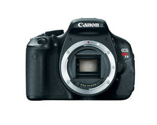 Canon EOS Rebel T3i /EOS 600D 18.0MP Digital SLR Camera-Black Body and 50mm 1.8L